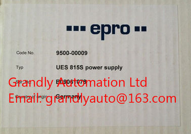 China UES815 by EPRO GmbH Power Supply-Grandly Automation Ltd distributor